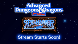 Adventures In Arcane Space - AD&D 2nd Edition Spelljammer Campaign - Part 1